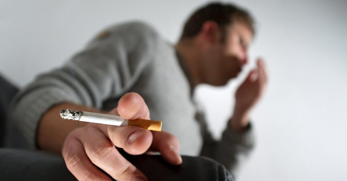 Огромный вред курения на организм человека картинка