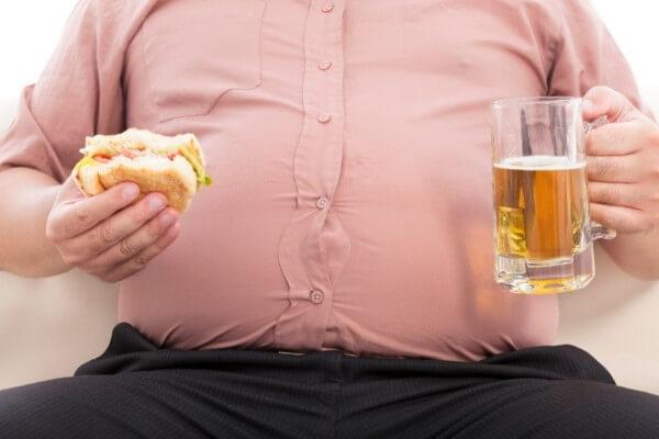 Последствия постоянного употребления пива картинка