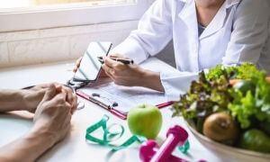 Консультация и прием диетолога картинка мини